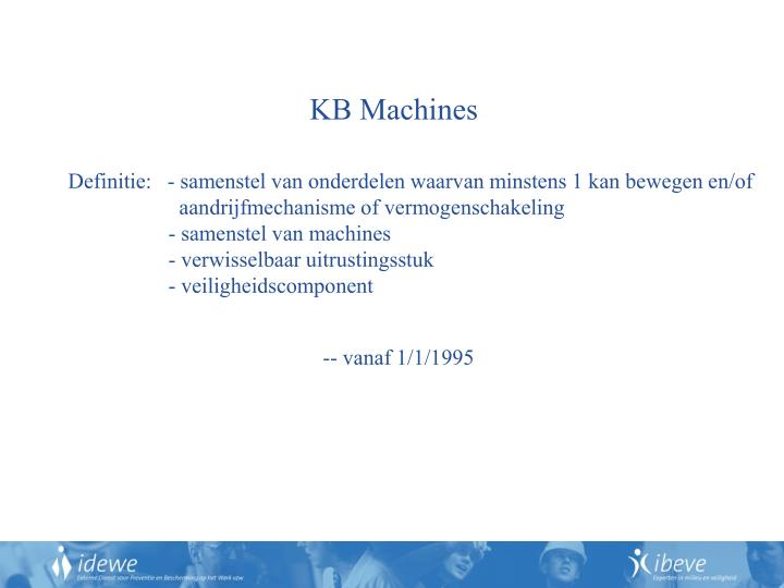 KB Machines