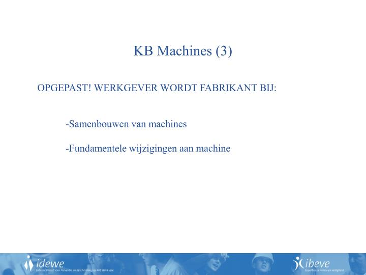 KB Machines (3)