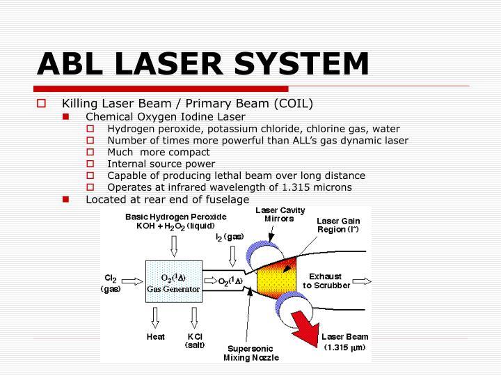ABL LASER SYSTEM
