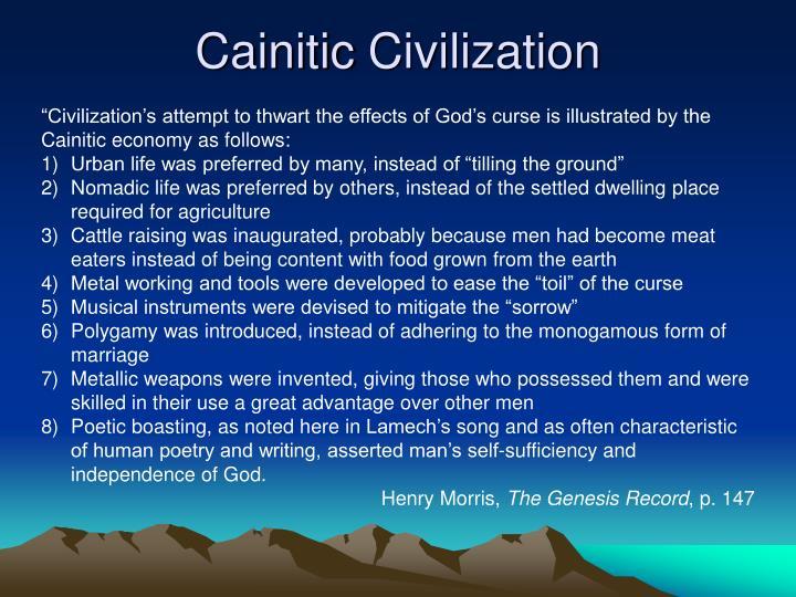 Cainitic