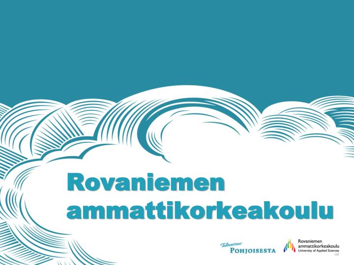 Rovaniemen ammattikorkeakoulu