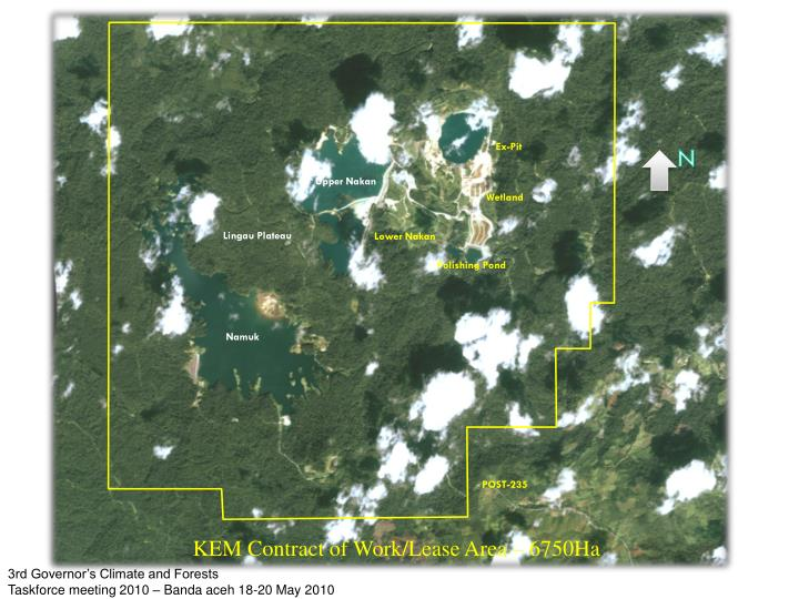 Pt kelian equatorial mining mine closure