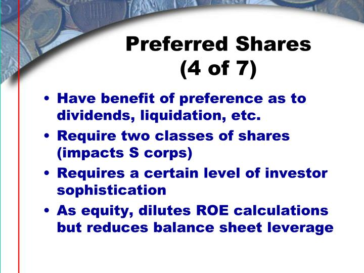 Preferred Shares