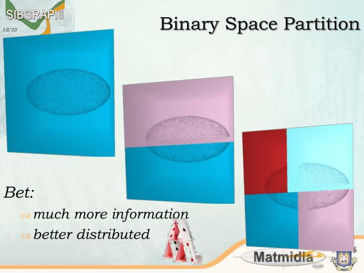 Binary Space Partition