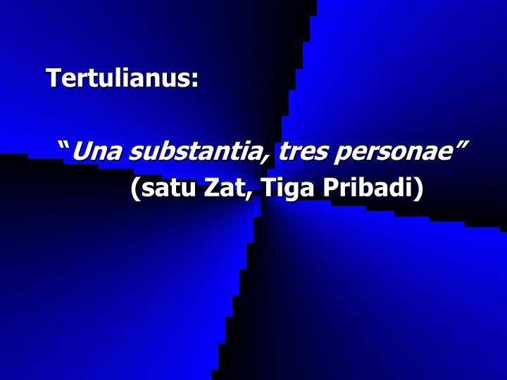 Tertulianus: