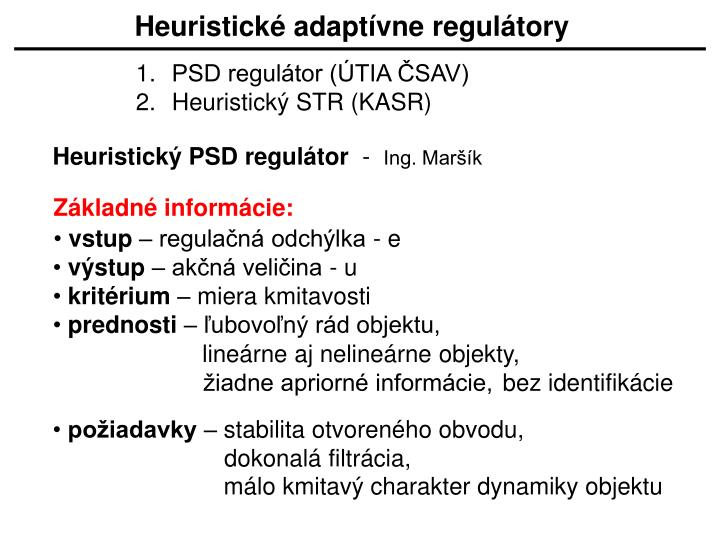 Heuristick