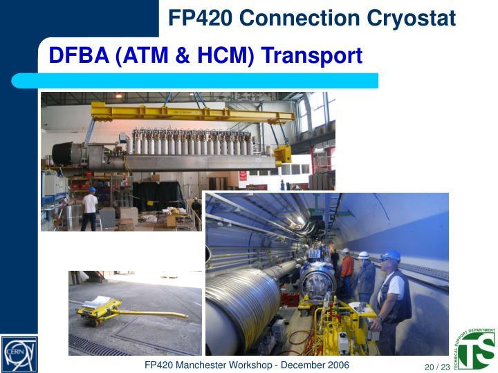 DFBA (ATM & HCM) Transport