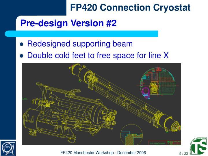 Pre-design Version