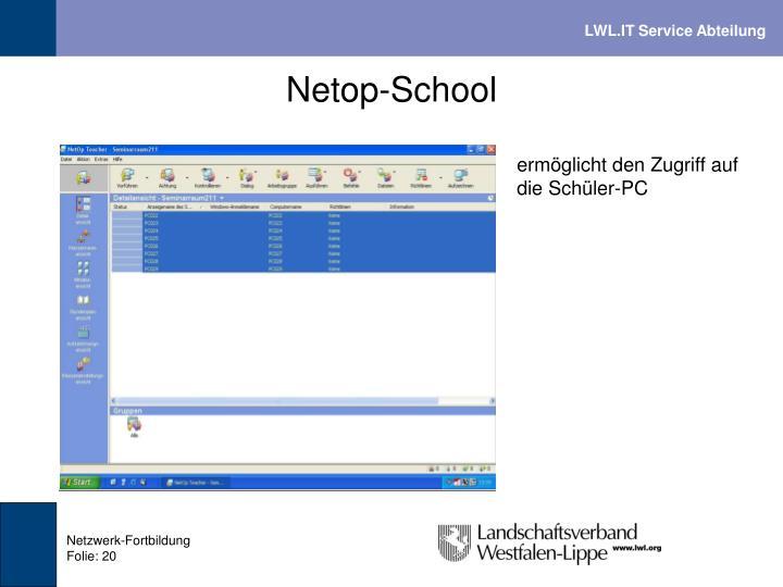 Netop-School