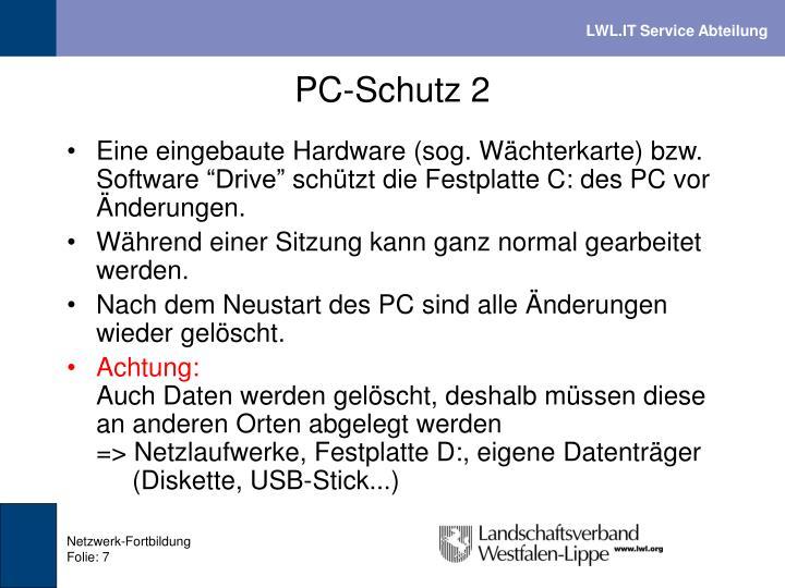 PC-Schutz 2