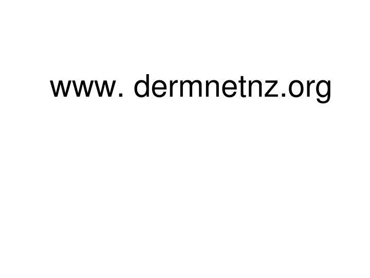 www. dermnetnz.org