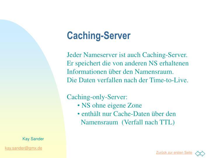 Caching-Server