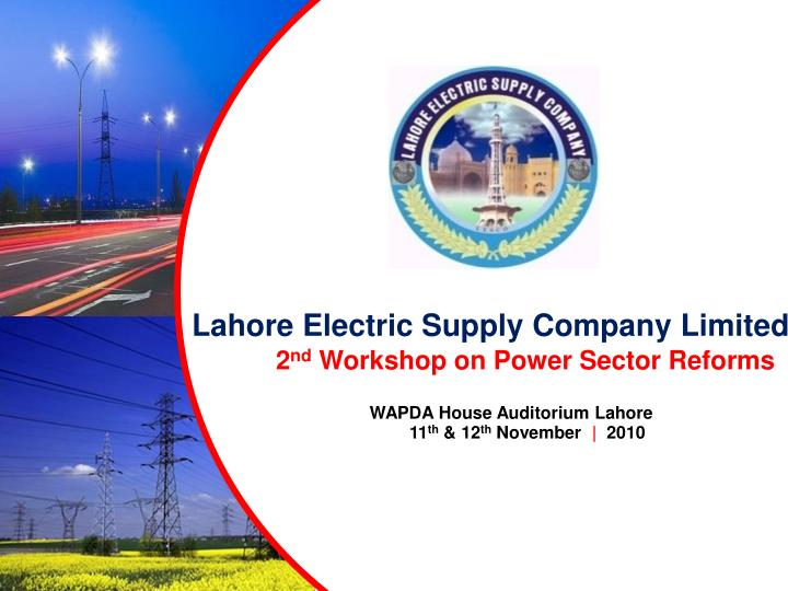 Lahore Electric Supply Company Limited