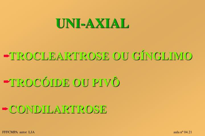 UNI-AXIAL