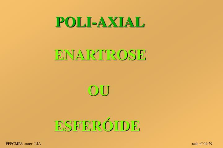 POLI-AXIAL