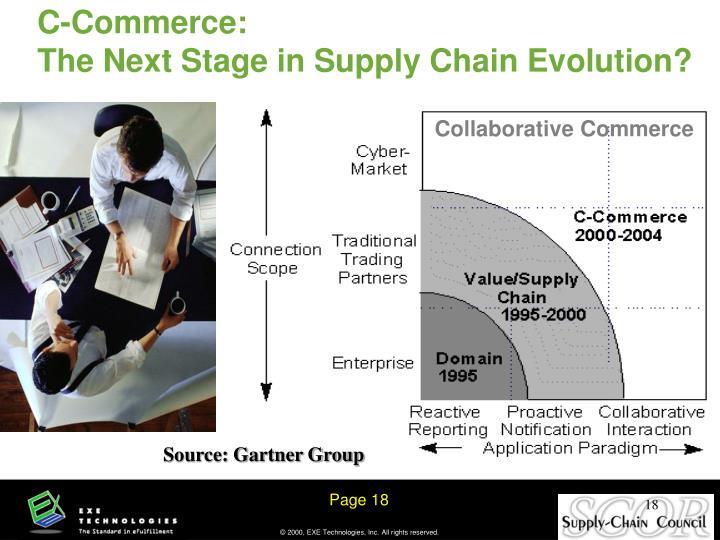 C-Commerce: