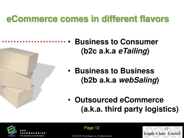 Business to Consumer
