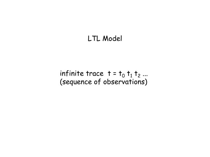 LTL Model