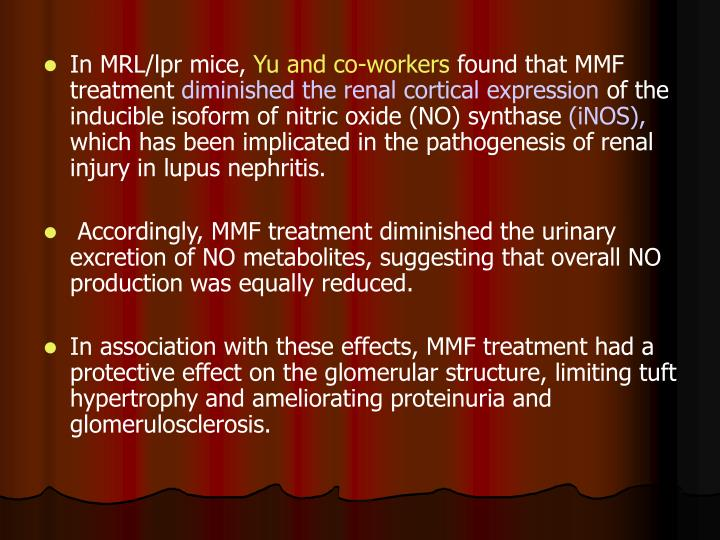 In MRL/lpr mice,