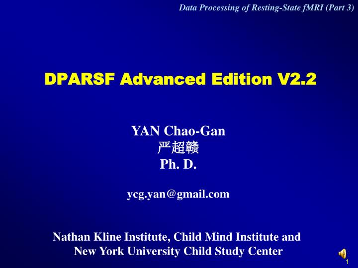 Dparsf advanced edition v2 2