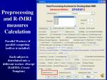preprocessing and r fmri measures calculation30