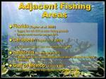 adjacent fishing areas