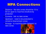 mpa connections