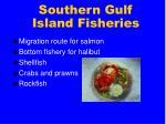 southern gulf island fisheries