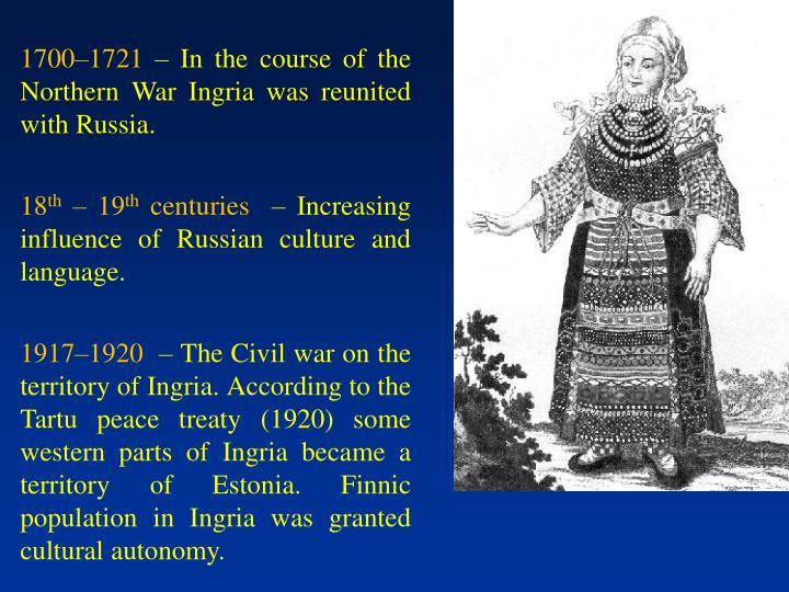 1700–1721