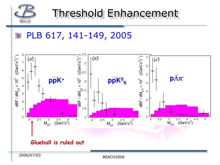 Threshold Enhancement