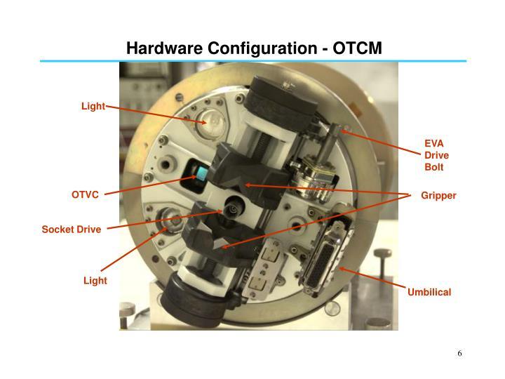 Hardware Configuration - OTCM
