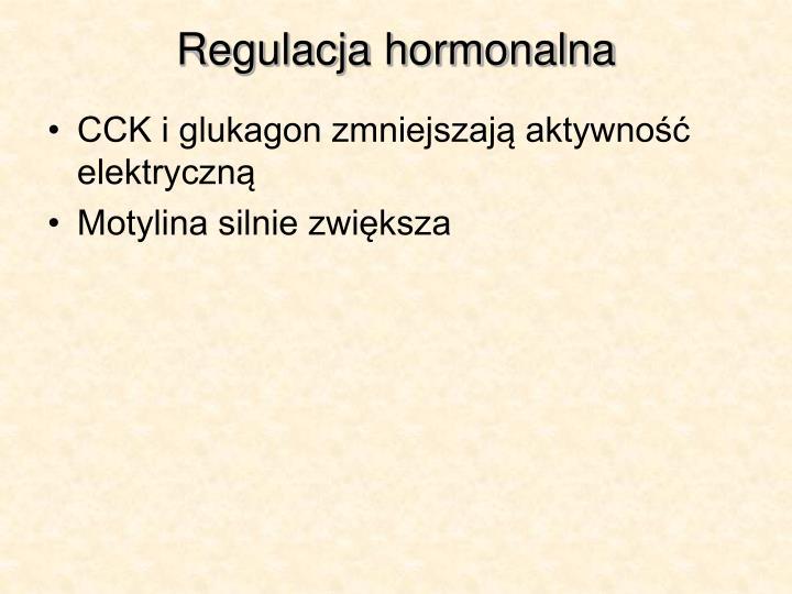 Regulacja hormonalna