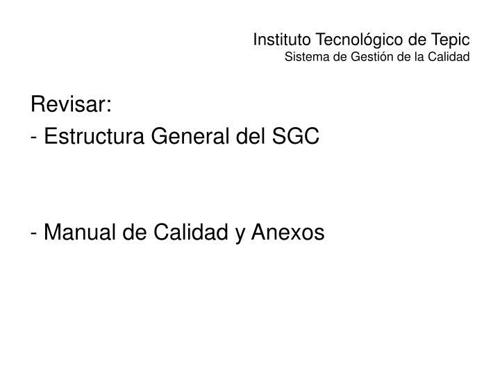 Instituto Tecnológico de Tepic