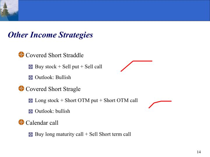 Other Income Strategies