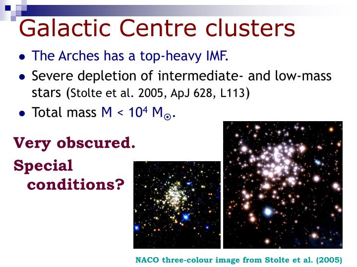 Galactic Centre clusters