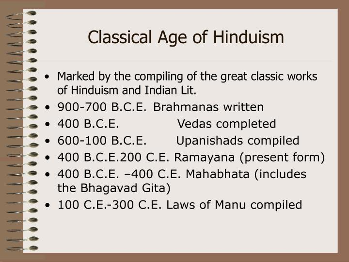 Classical Age of Hinduism
