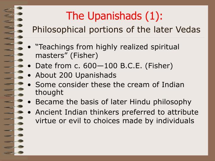 The Upanishads (1):