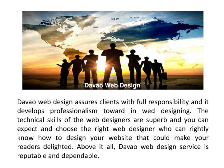 Davao Web Design