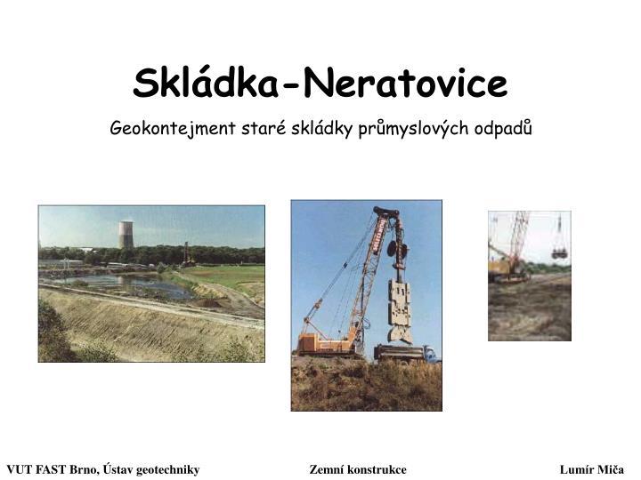 Skládka-Neratovice