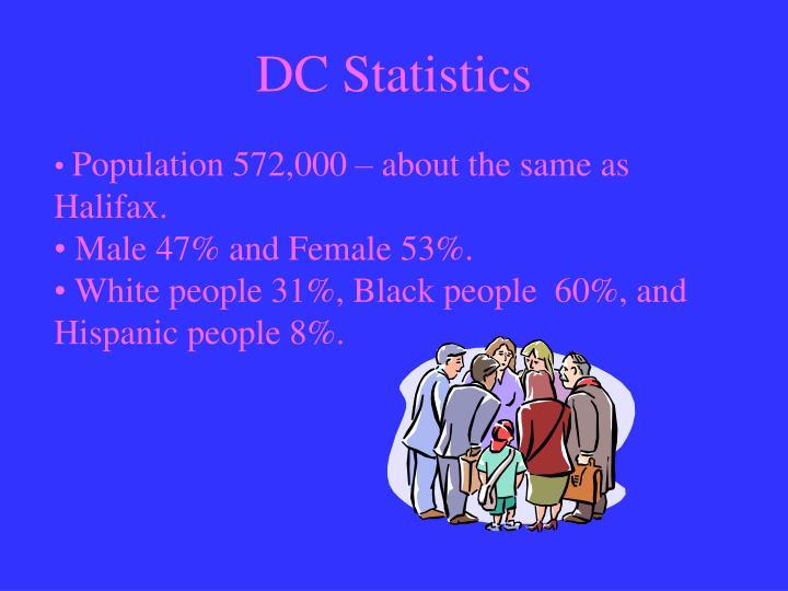 DC Statistics
