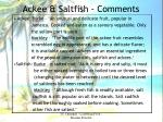 ackee saltfish comments