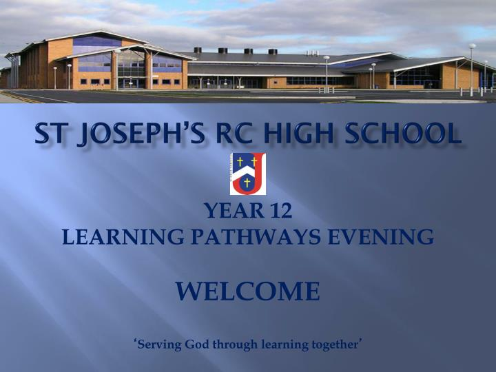 St joseph s rc high school
