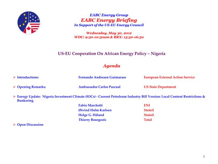 EABC Energy Group