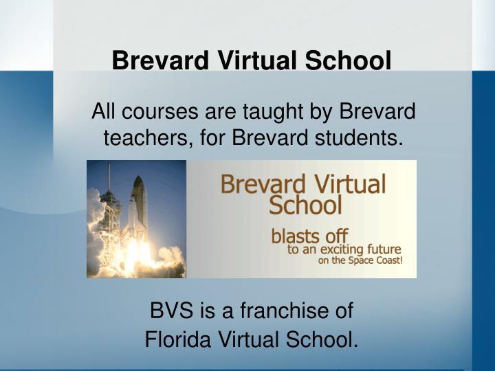Brevard Virtual School