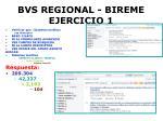 bvs regional bireme ejercicio 11
