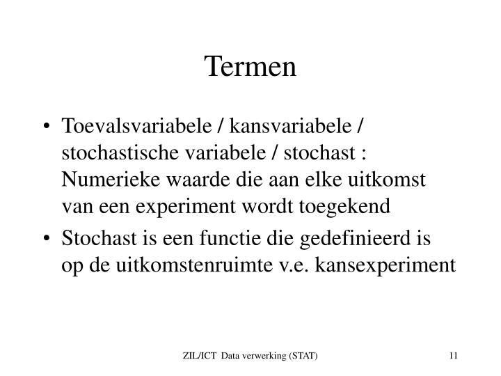Termen