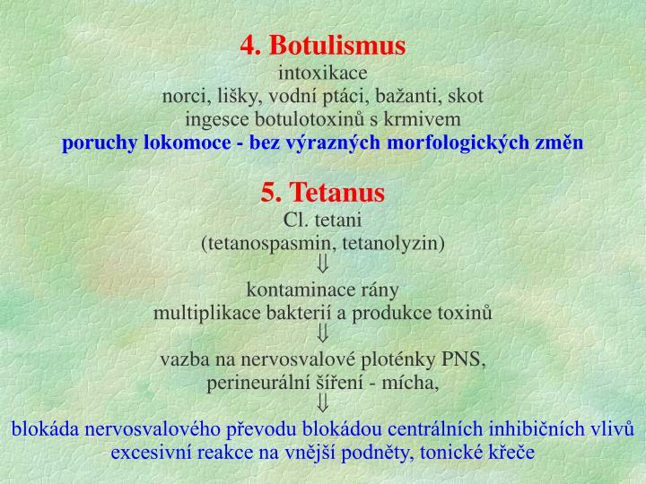4. Botulismus