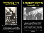 reichstag fire february 27 1933