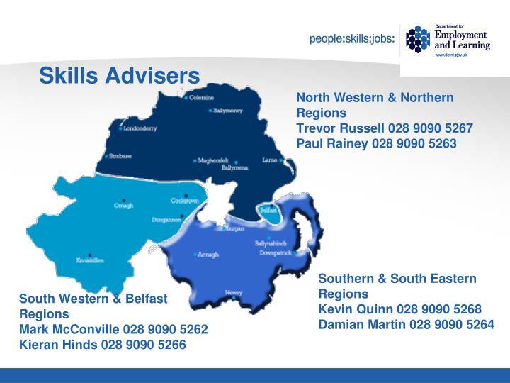 North Western & Northern Regions