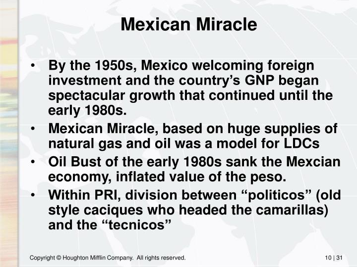 Mexican Miracle